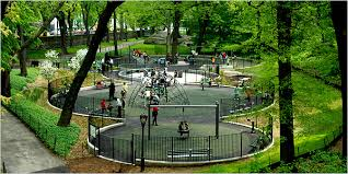 Playground Central Park