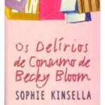 livro Os delírios de consumo