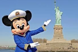 mickey e statue