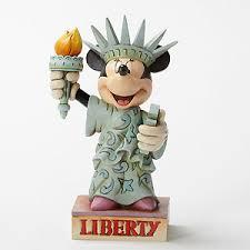 statue of liberty mickey