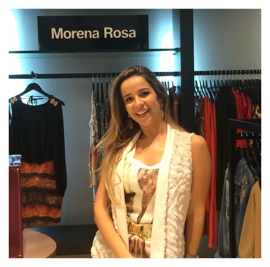 Morena Rosa Shopping Tamboré