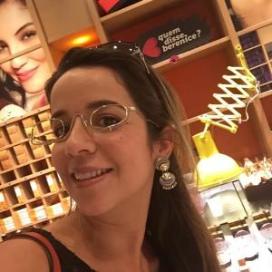 Óculos para maquiagem - quem disse berenice?