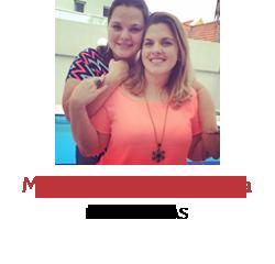 Melissa e Larissa Siqueira