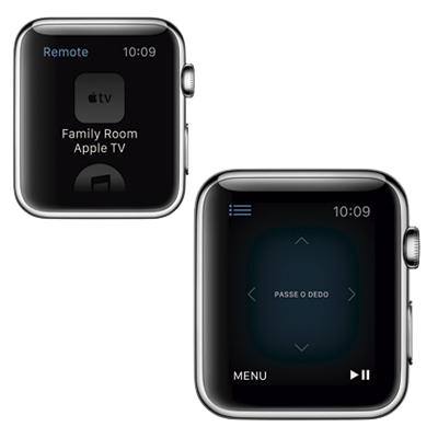 Apple Watch Remote