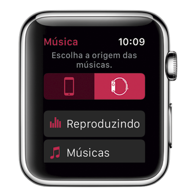 Apple Watch Música